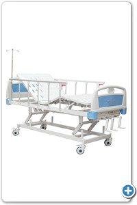 cama manual ortopedia lamelas